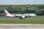 pringlesさんが、長崎空港で撮影した日本航空 767-346/ERの航空フォト(写真)