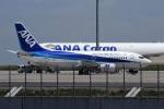 レドームさんが、羽田空港で撮影した全日空 737-54Kの航空フォト(写真)