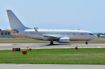 Dojalanaさんが、函館空港で撮影したアメリカ個人所有 737-7BC BBJの航空フォト(写真)