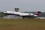 ぽんさんが、広島空港で撮影したアイベックスエアラインズ CL-600-2C10 Regional Jet CRJ-702ERの航空フォト(写真)