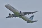 qooさんが、関西国際空港で撮影したエアプサン A321-231の航空フォト(写真)