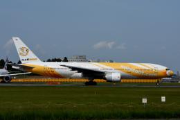 kansaigroundさんが、成田国際空港で撮影したノックスクート 777-212/ERの航空フォト(飛行機 写真・画像)
