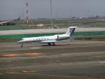 ヒロリンさんが、羽田空港で撮影した海上保安庁 G-V Gulfstream Vの航空フォト(写真)