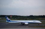 よんすけさんが、成田国際空港で撮影した全日空 787-10の航空フォト(写真)