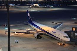 ポンタさんが、羽田空港で撮影した全日空 767-381/ERの航空フォト(飛行機 写真・画像)
