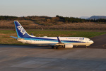 Cスマイルさんが、大館能代空港で撮影した全日空 737-881の航空フォト(写真)