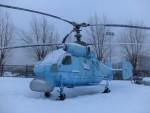 Smyth Newmanさんが、大祖国戦争中央博物館で撮影したロシア海軍 Ka-25PLの航空フォト(写真)