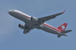 qooさんが、関西国際空港で撮影した四川航空 A320-214の航空フォト(飛行機 写真・画像)