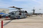OMAさんが、岩国空港で撮影したアメリカ海軍 MH-60R Seahawk (S-70B)の航空フォト(飛行機 写真・画像)