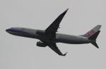 uhfxさんが、関西国際空港で撮影したチャイナエアライン 737-8SHの航空フォト(写真)