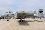 OMAさんが、岩国空港で撮影したアメリカ空軍 A-10C Thunderbolt IIの航空フォト(飛行機 写真・画像)
