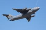 OMAさんが、岩国空港で撮影したアメリカ空軍 C-17A Globemaster IIIの航空フォト(飛行機 写真・画像)