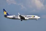 sonnyさんが、羽田空港で撮影したスカイマーク 737-86Nの航空フォト(写真)