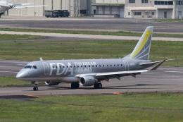 nontan8さんが、名古屋飛行場で撮影したフジドリームエアラインズ ERJ-170-200 (ERJ-175STD)の航空フォト(飛行機 写真・画像)