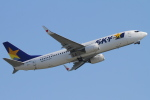 B14A3062Kさんが、神戸空港で撮影したスカイマーク 737-86Nの航空フォト(写真)