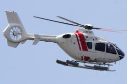B14A3062Kさんが、神戸空港で撮影した昭和リース EC135P2+の航空フォト(飛行機 写真・画像)
