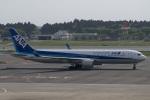 はやたいさんが、成田国際空港で撮影した全日空 767-381/ERの航空フォト(写真)
