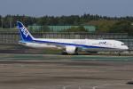 みるぽんたさんが、成田国際空港で撮影した全日空 787-10の航空フォト(写真)