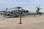 OMAさんが、岩国空港で撮影したアメリカ海軍 MH-60S Knighthawk (S-70A)の航空フォト(飛行機 写真・画像)