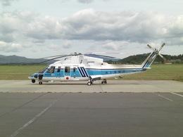 りんたろうさんが、函館空港で撮影した海上保安庁 S-76C+の航空フォト(飛行機 写真・画像)