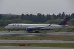 はやたいさんが、成田国際空港で撮影したデルタ航空 A350-941XWBの航空フォト(写真)