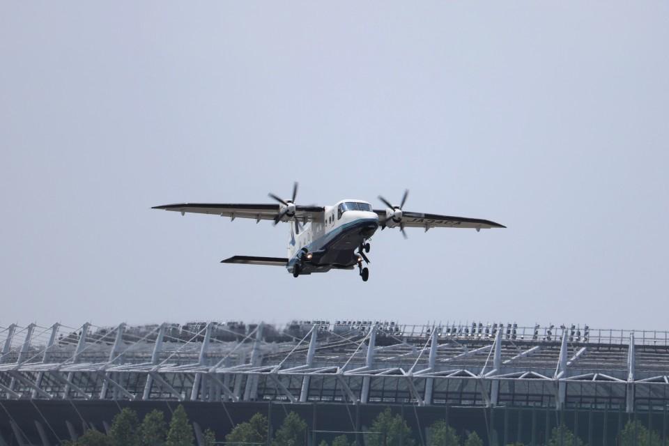 KAZFLYERさんの新中央航空 Fairchild Dornier 228 (JA34CA) 航空フォト