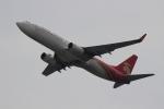 uhfxさんが、関西国際空港で撮影した深圳航空 737-87Lの航空フォト(写真)