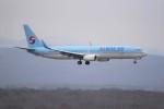 kumagorouさんが、新千歳空港で撮影した大韓航空 737-9B5/ER の航空フォト(写真)