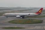 uhfxさんが、関西国際空港で撮影した天津航空 A330-343Xの航空フォト(飛行機 写真・画像)