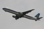 uhfxさんが、関西国際空港で撮影した中国南方航空 A321-231の航空フォト(飛行機 写真・画像)