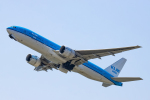 SGR RT 改さんが、関西国際空港で撮影したKLMオランダ航空 777-206/ERの航空フォト(写真)