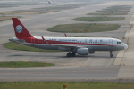 uhfxさんが、関西国際空港で撮影した四川航空 A320-214の航空フォト(写真)