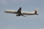 uhfxさんが、関西国際空港で撮影した中国東方航空 A321-211の航空フォト(飛行機 写真・画像)
