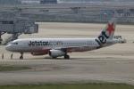 uhfxさんが、関西国際空港で撮影したジェットスター・アジア A320-232の航空フォト(写真)
