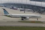 uhfxさんが、関西国際空港で撮影したエアプサン A321-231の航空フォト(写真)