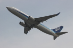 uhfxさんが、関西国際空港で撮影した全日空 737-881の航空フォト(写真)