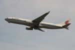 uhfxさんが、関西国際空港で撮影した中国国際航空 A330-343Xの航空フォト(写真)