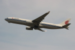 uhfxさんが、関西国際空港で撮影した中国国際航空 A330-343Xの航空フォト(飛行機 写真・画像)
