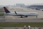 uhfxさんが、関西国際空港で撮影したデルタ航空 767-332/ERの航空フォト(写真)