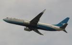 uhfxさんが、関西国際空港で撮影した厦門航空 737-85Cの航空フォト(写真)