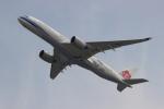 uhfxさんが、関西国際空港で撮影したチャイナエアライン A350-941XWBの航空フォト(写真)