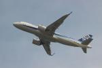 uhfxさんが、関西国際空港で撮影した全日空 A320-271Nの航空フォト(写真)