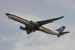 uhfxさんが、関西国際空港で撮影した中国南方航空 A330-343Xの航空フォト(写真)