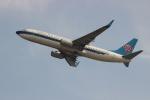 uhfxさんが、関西国際空港で撮影した中国南方航空 737-86Nの航空フォト(写真)