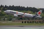 はやたいさんが、成田国際空港で撮影したジェットスター・ジャパン A320-232の航空フォト(写真)