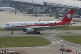 uhfxさんが、関西国際空港で撮影した四川航空 A320-214の航空フォト(飛行機 写真・画像)