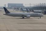 uhfxさんが、関西国際空港で撮影したユナイテッド航空 787-9の航空フォト(写真)