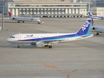 きんめいさんが、中部国際空港で撮影した全日空 A320-214の航空フォト(写真)