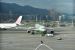 kuro2059さんが、台北松山空港で撮影したエバー航空 A330-302の航空フォト(写真)