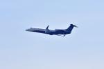 @たかひろさんが、関西国際空港で撮影したマン島企業所有 EMB-135BJ Legacy 650の航空フォト(写真)